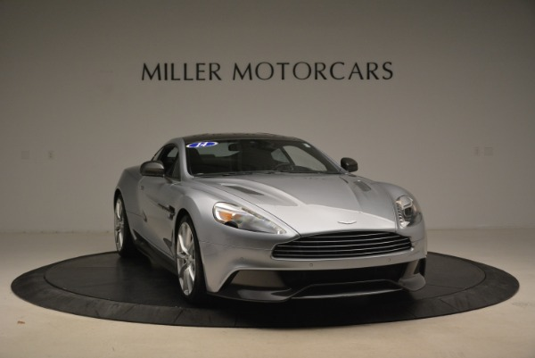 Used 2014 Aston Martin Vanquish for sale Sold at Bentley Greenwich in Greenwich CT 06830 11