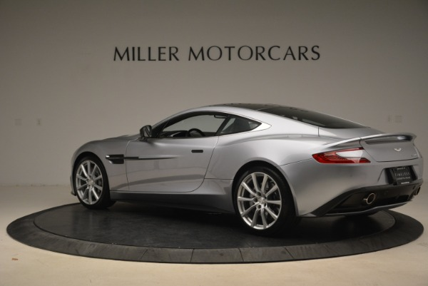 Used 2014 Aston Martin Vanquish for sale Sold at Bentley Greenwich in Greenwich CT 06830 4