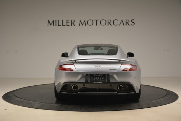 Used 2014 Aston Martin Vanquish for sale Sold at Bentley Greenwich in Greenwich CT 06830 6