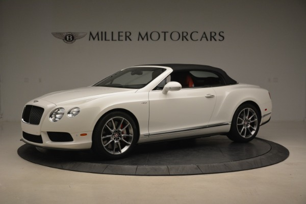 Used 2015 Bentley Continental GT V8 S for sale Sold at Bentley Greenwich in Greenwich CT 06830 13