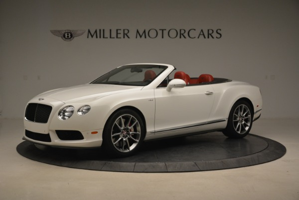 Used 2015 Bentley Continental GT V8 S for sale Sold at Bentley Greenwich in Greenwich CT 06830 2