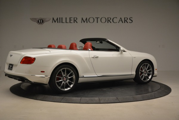 Used 2015 Bentley Continental GT V8 S for sale Sold at Bentley Greenwich in Greenwich CT 06830 8