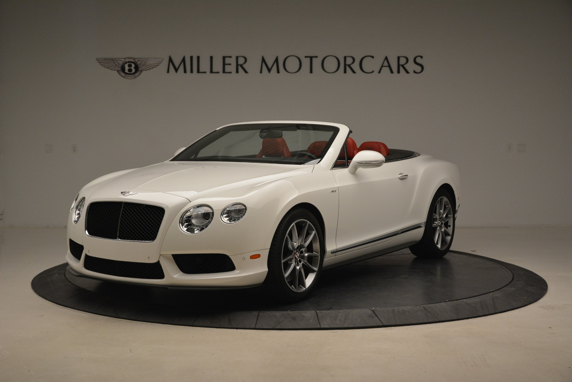 Used 2015 Bentley Continental GT V8 S for sale Sold at Bentley Greenwich in Greenwich CT 06830 1