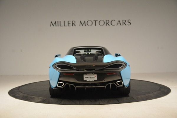 Used 2018 McLaren 570S Spider for sale Sold at Bentley Greenwich in Greenwich CT 06830 18