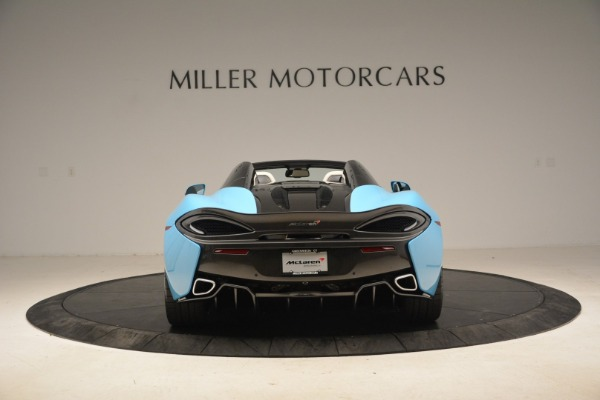 Used 2018 McLaren 570S Spider for sale Sold at Bentley Greenwich in Greenwich CT 06830 6