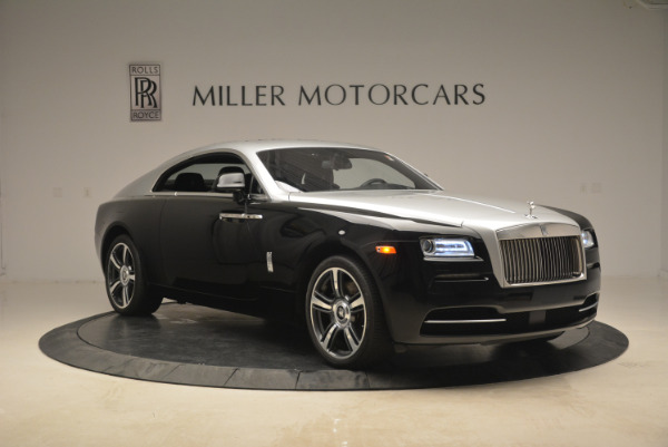 Used 2014 Rolls-Royce Wraith for sale Sold at Bentley Greenwich in Greenwich CT 06830 11