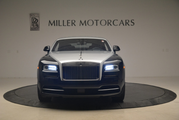 Used 2014 Rolls-Royce Wraith for sale Sold at Bentley Greenwich in Greenwich CT 06830 12