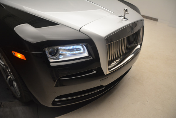 Used 2014 Rolls-Royce Wraith for sale Sold at Bentley Greenwich in Greenwich CT 06830 15