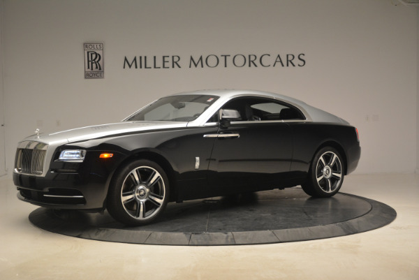 Used 2014 Rolls-Royce Wraith for sale Sold at Bentley Greenwich in Greenwich CT 06830 2