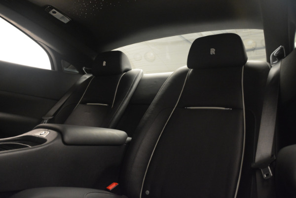 Used 2014 Rolls-Royce Wraith for sale Sold at Bentley Greenwich in Greenwich CT 06830 23