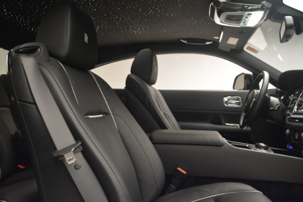 Used 2014 Rolls-Royce Wraith for sale Sold at Bentley Greenwich in Greenwich CT 06830 27
