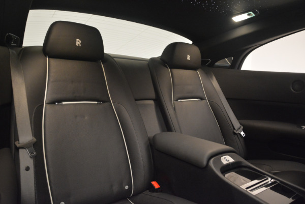 Used 2014 Rolls-Royce Wraith for sale Sold at Bentley Greenwich in Greenwich CT 06830 28