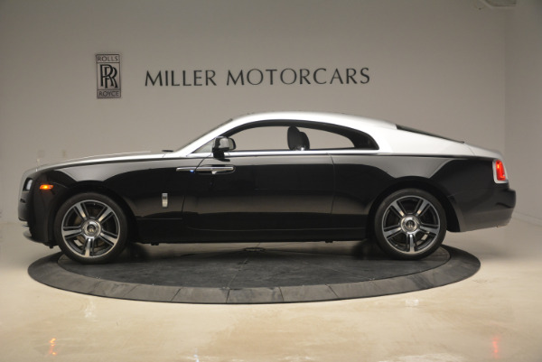 Used 2014 Rolls-Royce Wraith for sale Sold at Bentley Greenwich in Greenwich CT 06830 3
