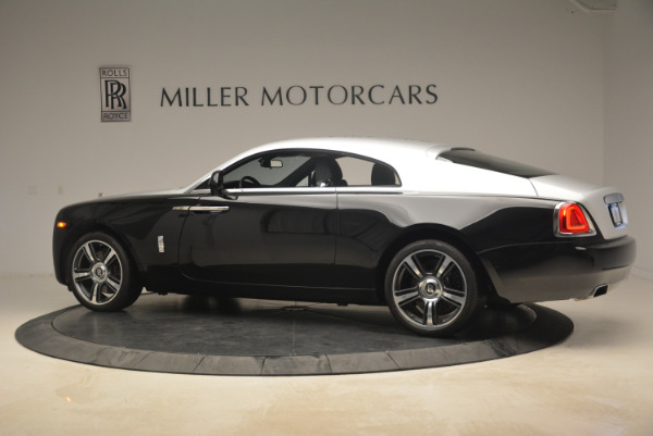 Used 2014 Rolls-Royce Wraith for sale Sold at Bentley Greenwich in Greenwich CT 06830 4