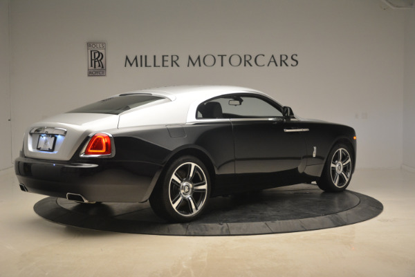 Used 2014 Rolls-Royce Wraith for sale Sold at Bentley Greenwich in Greenwich CT 06830 8