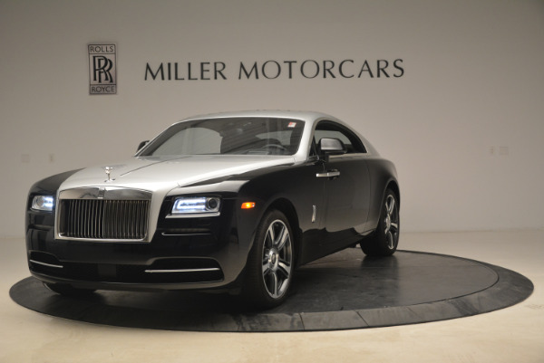 Used 2014 Rolls-Royce Wraith for sale Sold at Bentley Greenwich in Greenwich CT 06830 1