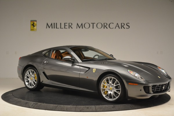 Used 2010 Ferrari 599 GTB Fiorano for sale Sold at Bentley Greenwich in Greenwich CT 06830 10