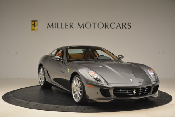 Used 2010 Ferrari 599 GTB Fiorano for sale Sold at Bentley Greenwich in Greenwich CT 06830 11