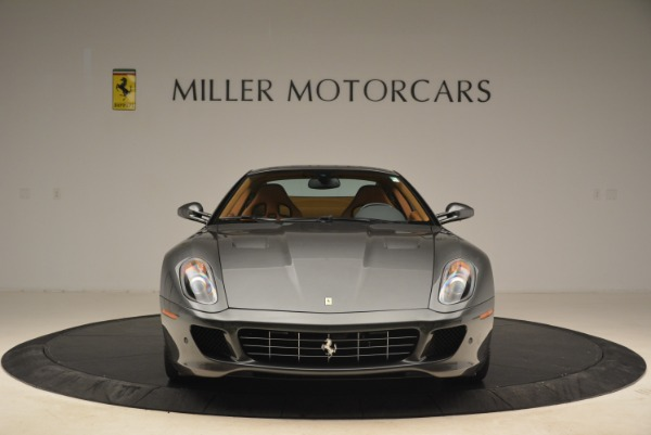Used 2010 Ferrari 599 GTB Fiorano for sale Sold at Bentley Greenwich in Greenwich CT 06830 12