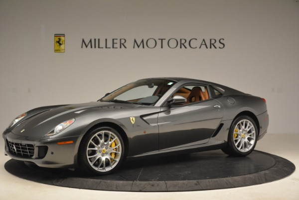 Used 2010 Ferrari 599 GTB Fiorano for sale Sold at Bentley Greenwich in Greenwich CT 06830 2