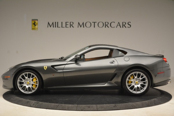 Used 2010 Ferrari 599 GTB Fiorano for sale Sold at Bentley Greenwich in Greenwich CT 06830 3