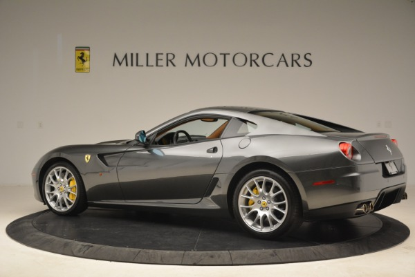 Used 2010 Ferrari 599 GTB Fiorano for sale Sold at Bentley Greenwich in Greenwich CT 06830 4