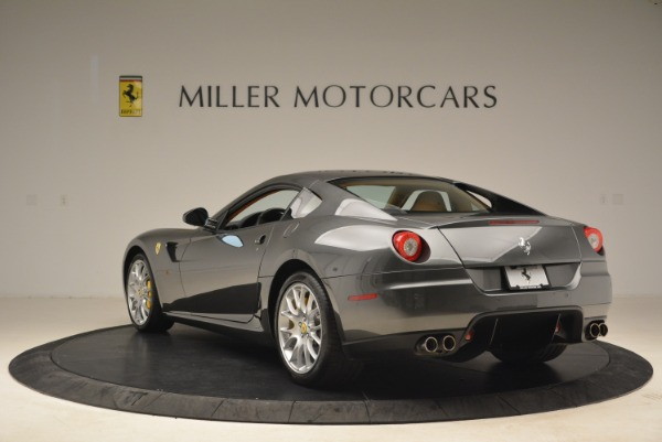 Used 2010 Ferrari 599 GTB Fiorano for sale Sold at Bentley Greenwich in Greenwich CT 06830 5