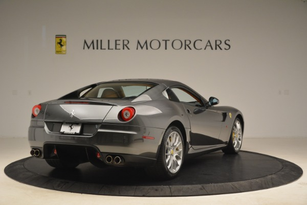 Used 2010 Ferrari 599 GTB Fiorano for sale Sold at Bentley Greenwich in Greenwich CT 06830 7