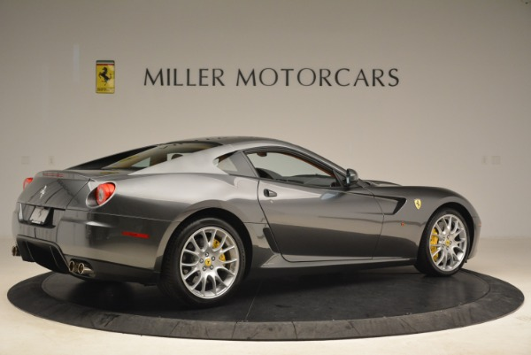 Used 2010 Ferrari 599 GTB Fiorano for sale Sold at Bentley Greenwich in Greenwich CT 06830 8