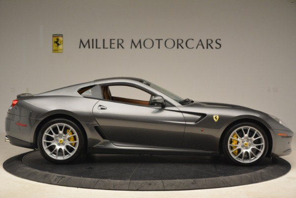 Used 2010 Ferrari 599 GTB Fiorano for sale Sold at Bentley Greenwich in Greenwich CT 06830 9