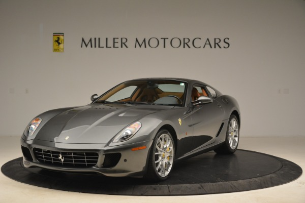 Used 2010 Ferrari 599 GTB Fiorano for sale Sold at Bentley Greenwich in Greenwich CT 06830 1