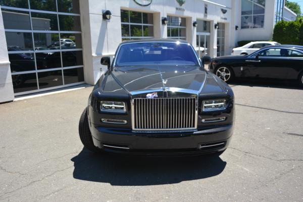 New 2016 Rolls-Royce Phantom for sale Sold at Bentley Greenwich in Greenwich CT 06830 2