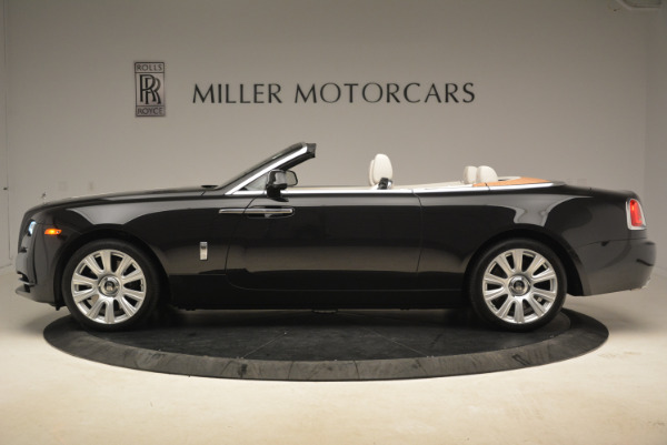 Used 2016 Rolls-Royce Dawn for sale Sold at Bentley Greenwich in Greenwich CT 06830 3