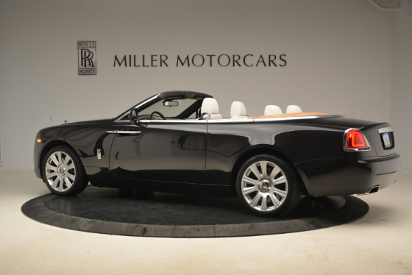 Used 2016 Rolls-Royce Dawn for sale Sold at Bentley Greenwich in Greenwich CT 06830 4