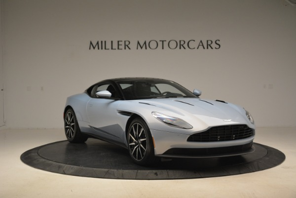 New 2018 Aston Martin DB11 V12 for sale Sold at Bentley Greenwich in Greenwich CT 06830 11