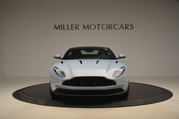 New 2018 Aston Martin DB11 V12 for sale Sold at Bentley Greenwich in Greenwich CT 06830 12