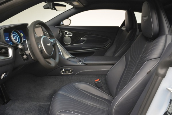 New 2018 Aston Martin DB11 V12 for sale Sold at Bentley Greenwich in Greenwich CT 06830 13