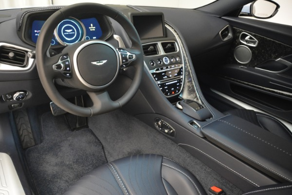 New 2018 Aston Martin DB11 V12 for sale Sold at Bentley Greenwich in Greenwich CT 06830 14