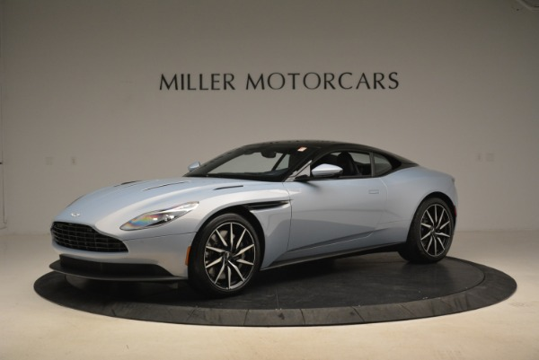 New 2018 Aston Martin DB11 V12 for sale Sold at Bentley Greenwich in Greenwich CT 06830 2
