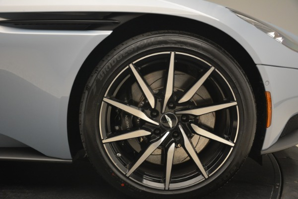 New 2018 Aston Martin DB11 V12 for sale Sold at Bentley Greenwich in Greenwich CT 06830 20