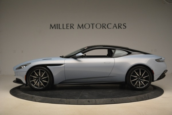 New 2018 Aston Martin DB11 V12 for sale Sold at Bentley Greenwich in Greenwich CT 06830 3