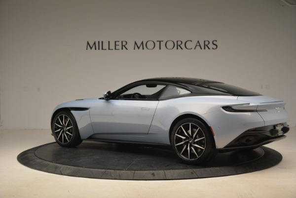 New 2018 Aston Martin DB11 V12 for sale Sold at Bentley Greenwich in Greenwich CT 06830 4