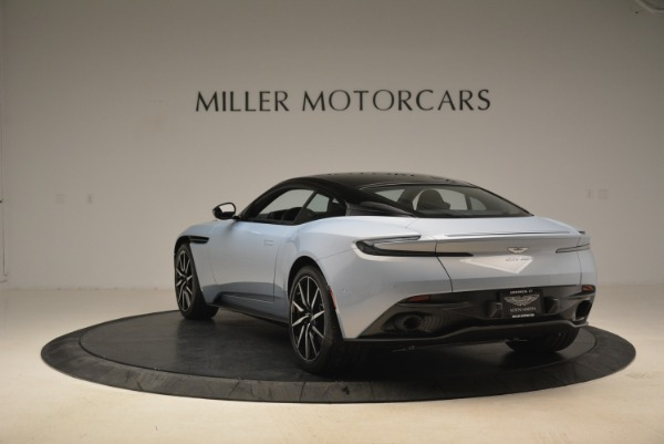 New 2018 Aston Martin DB11 V12 for sale Sold at Bentley Greenwich in Greenwich CT 06830 5