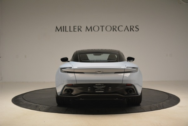 New 2018 Aston Martin DB11 V12 for sale Sold at Bentley Greenwich in Greenwich CT 06830 6