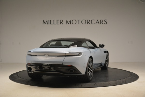 New 2018 Aston Martin DB11 V12 for sale Sold at Bentley Greenwich in Greenwich CT 06830 7