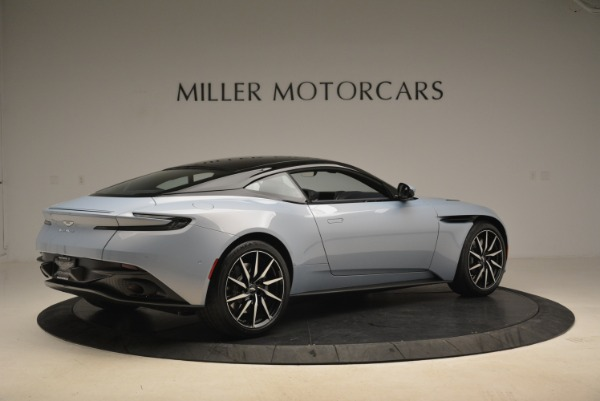New 2018 Aston Martin DB11 V12 for sale Sold at Bentley Greenwich in Greenwich CT 06830 8