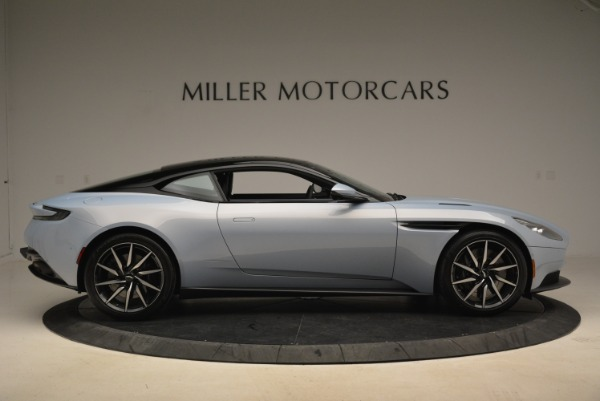 New 2018 Aston Martin DB11 V12 for sale Sold at Bentley Greenwich in Greenwich CT 06830 9