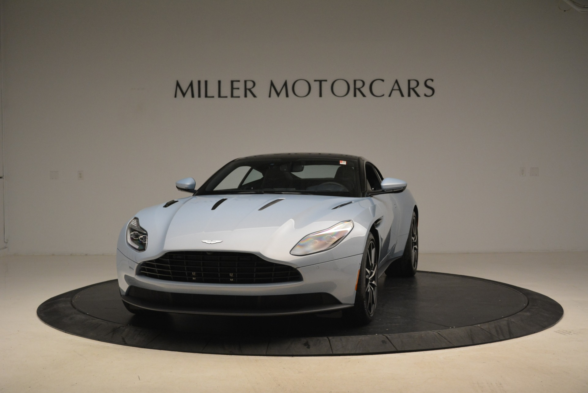 New 2018 Aston Martin DB11 V12 for sale Sold at Bentley Greenwich in Greenwich CT 06830 1