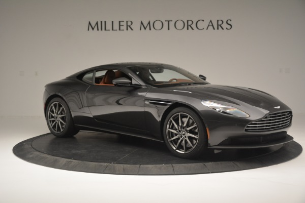 Used 2018 Aston Martin DB11 V12 for sale $164,990 at Bentley Greenwich in Greenwich CT 06830 10