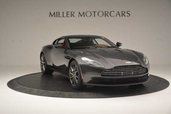 Used 2018 Aston Martin DB11 V12 for sale $164,990 at Bentley Greenwich in Greenwich CT 06830 11